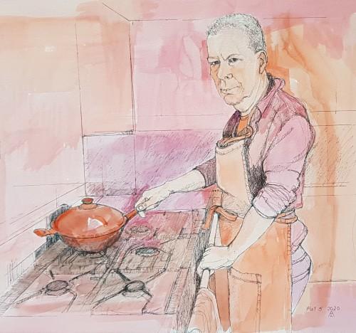 Mr Smith Cooks Supper