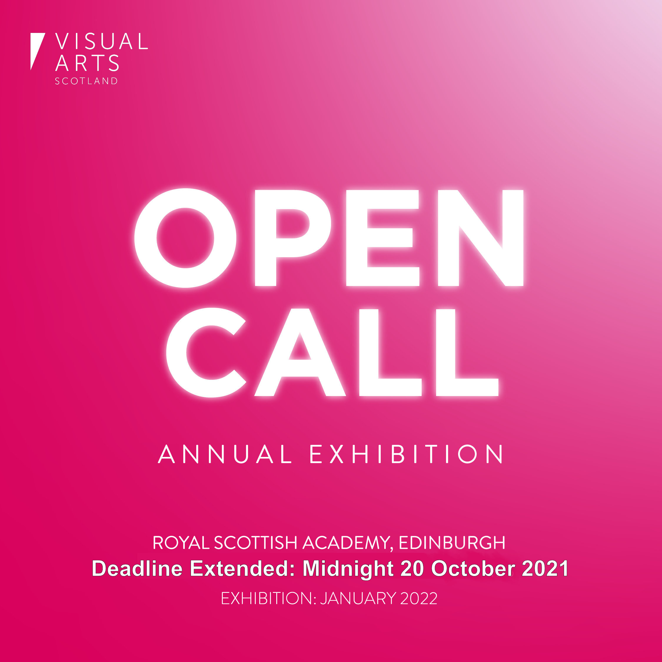 Annual Exhibition 2022   Open Call for Entries