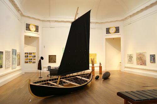 Lost at Sea, Royal Scottish Academy