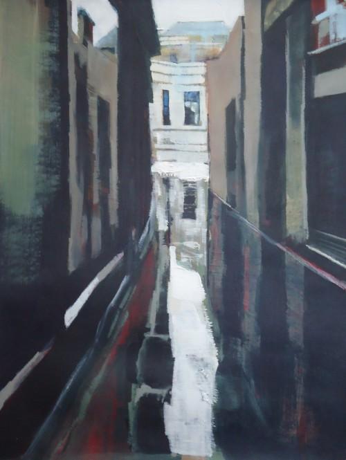 'London Pend, Rain'
