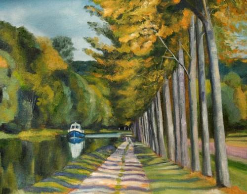 Canal du Bourgogne