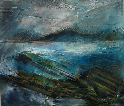 Shifting shore, Iona