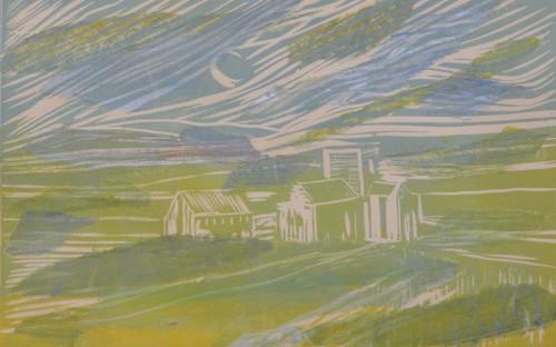 Inscape, Iona Abbey
