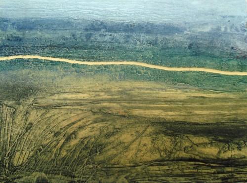 Coastal path, North Norfolk