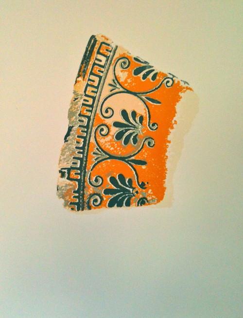 pottery piece 1
